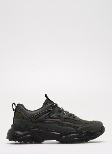 F By Fabrika Sneakers Yeşil
